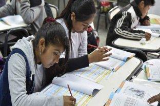 Más de 100.000 jóvenes se anotaron para terminar la secundaria Plan Egresar