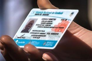 Vuelven a prorrogar el vencimiento de las licencias de conducir en Santa Fe De 9 a 18 meses