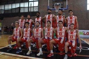 Unión buscará el ascenso a la máxima categoría del básquet nacional Liga Argentina