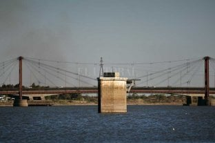 """El Río Paraná cerró la semana """"quieto"""" en Santa Fe pero la bajante continuará Emergencia hídrica"""