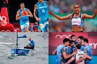 Agenda del noveno día de acción para los argentinos en Tokio 2020 Juegos Olímpicos