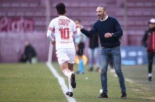 Pittón-Cañete, el dúo dinámico que le dio más fútbol a Unión Fueron las figuras indiscutibles...