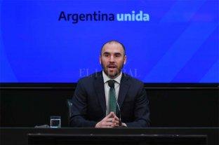 """""""Vemos una Argentina que se está recuperando"""", asegura el Ministro de Economía Declaraciones de Guzmán"""
