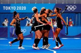 Las Leonas derrotaron a India y jugarán la final de los Juegos Olímpicos Tokio 2020