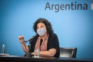Vizzotti anunció que se podrán combinar vacunas de Sputnik con Moderna y AstraZeneca Coronavirus en Argentina