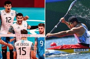 Juegos Olímpicos: lo que pasó en la jornada 13 Tokio 2020