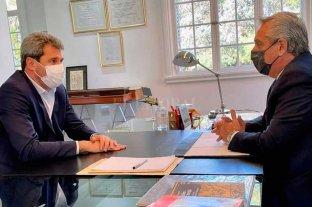 Suspendieron la movilización prevista en apoyo a Fernández Crisis en el gobierno