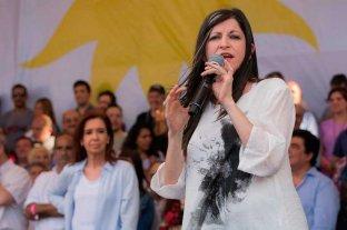 "Diputada kirchnerista trató al presidente de ""ocupa"" y tuvo que pedir perdón Fernanda Vallejos"