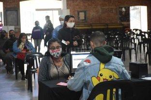 Viernes de segundas dosis de Sputnik V en la ciudad de Santa Fe Vacunación anti Covid