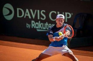 Schwartzman derrotó a Zgirovsky y Argentina le ganó la serie a Bielorrusia Copa Davis