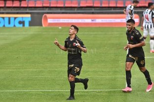Colón vence a Central Córdoba Liga Profesional