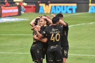 Colón volvió al triunfo: superó a Central Córdoba en Santa Fe Liga Profesional