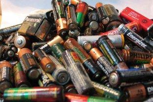 Lo que puede hacerse desde casa con las pilas y las baterías usadas La voz de un experto