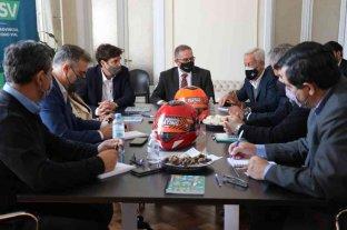Municipio y Provincia piden reforzar la presencia de fuerzas federales en Santa Fe Primeras reuniones con Aníbal Fernández