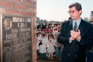 Lo que dejó Rosatti como intendente de Santa Fe En la década de 1990