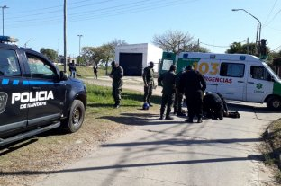 Una gendarme fue víctima de un violento asalto En Coronel Dorrego