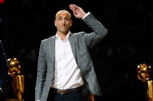 Manu Ginóbili muy cerca de volver a San Antonio Spurs Como asesor