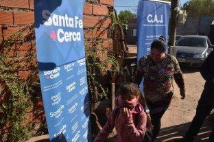 En 3 días, unos 250 vecinos del barrio San Agustín pudieron tramitar su DNI Santa Fe + Cerca