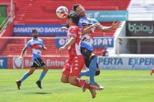 Unión y Patronato empatan en Santa Fe Liga Profesional de Fútbol