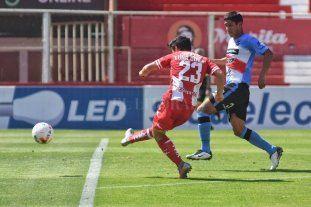 Con doblete de Luna Diale Unión le gana 2 a 0 a Patronato Liga Profesional de Fútbol