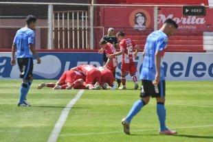 Unión le ganó 2 a 0 a Patronato con goles de Luna Diale Buen segundo tiempo del Tate