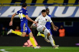 Colón empata con Boca en La Bombonera Liga Profesional
