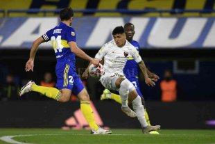 """Lo que antes Colón empataba, ahora el campeón los pierde El """"Negro"""" perdió 1 a 0 con Boca en La Bombonera"""