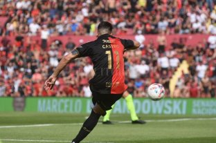 Con un golazo de Castro, Colón vence a Talleres Liga Profesional