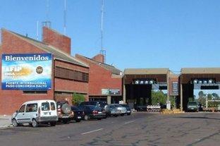 Habilitan el paso fronterizo Concordia-Salto Argentina - Uruguay