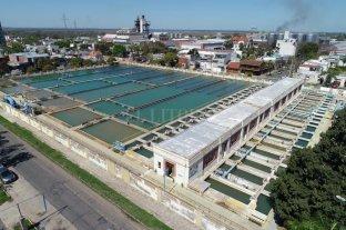 Se licita la ampliación de la planta potabilizadora de la ciudad de Santa Fe Este martes