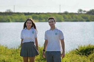 """Olímpicos: estudiantes de la Dante ganaron con un trabajo sobre la inundación de 2003   """"Lo que la ignorancia se llevó"""""""
