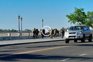 Sorpresa en la Costanera de Santa Fe por la presencia de soldados Regresan al Liceo
