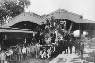 Estación Mitre: huellas del apogeo del ferrocarril en la ciudad Memorias de Santa Fe