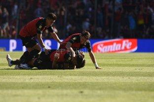 """El """"Barba"""" armó otro triángulo amoroso Tres jugadores se destacaron en el triunfo sobre Estudiantes"""