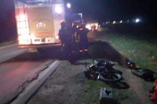 Un fatal accidente de tránsito en Ruta 8 se cobró la vida de dos venadenses Anoche a las 20:30 Hs