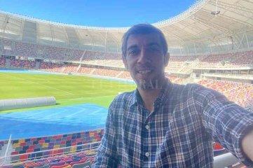 """De Julio Marchant, un ex Unión: """"Queremos que Colón venga a Santiago del Estero"""" RRPP del Madre de Ciudades"""