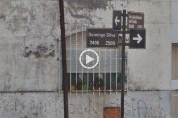 Video: una pareja de ladrones atrapada por vecinos en Aristóbulo del Valle y Domingo Silva Asaltaron a un repartidor