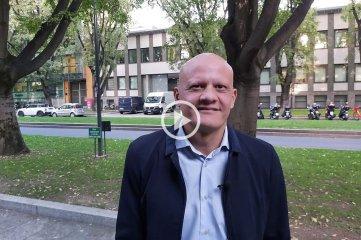 """En Milán hay un """"embajador"""" de Unión y del barrio Sargento Cabral La historia de un santafesino que lleva 12 años en la capital de la moda"""