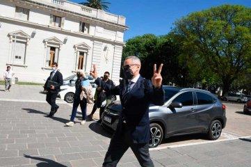 Sain acusado de proselitismo ante la Comisión de Acuerdos de la Legislatura de Santa Fe Ex ministro