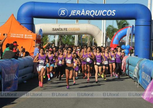 Maratón Ladies Run 2017