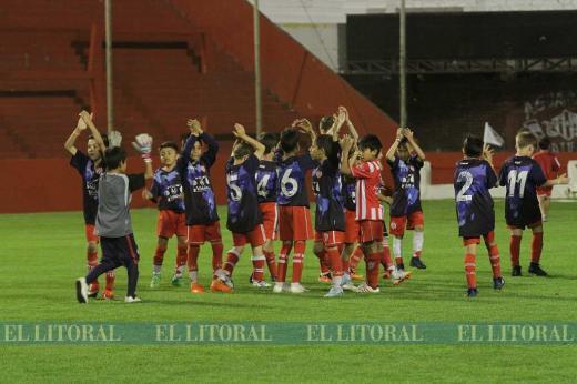 Finales del torneo infantil Diego Barisone del Club Unión