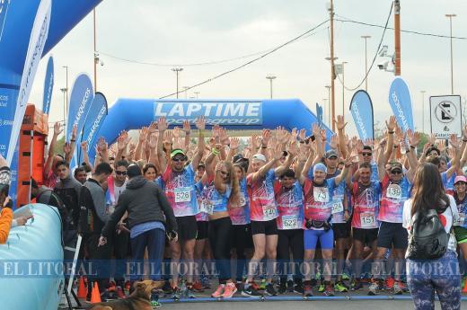 Maratón cruce del Puente