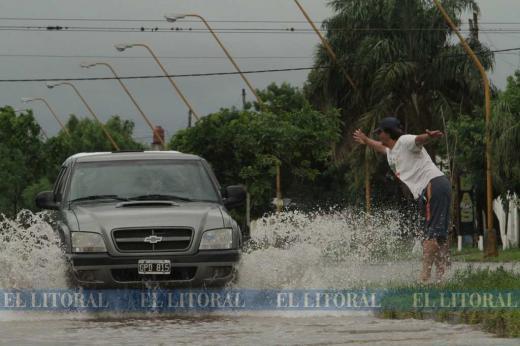 El temporal afecta a la región Metropolitana
