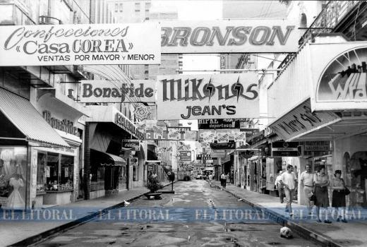 Recorrido histórico de calle San Martín