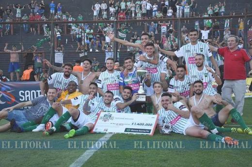 Colón 0 - Unión de Sunchales 3