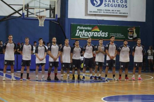 Básquetbol. Primera final del Torneo Oficial entre GyE y Unión