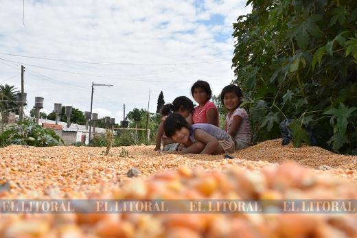 Robo al Belgrano cargas en Santa Rosa de Lima