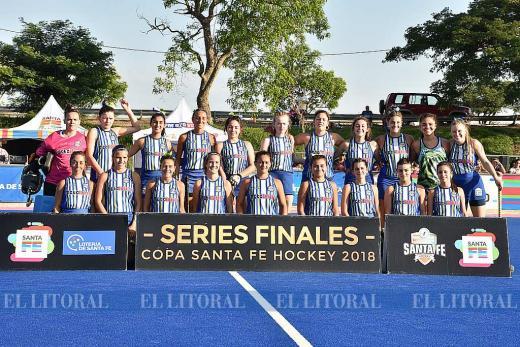 Banco Provincial Campeón Copa Santa Fe Hockey: le ganó 1 a 0 a GER (Rosario)