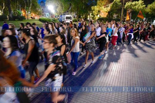 Femicidio de Agustina: marcha en Rosario
