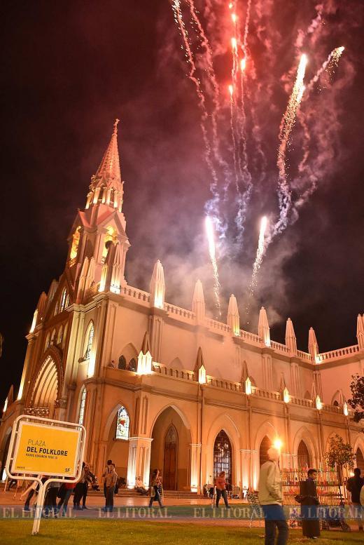 Primera noche del Festival de Guadalupe 2019